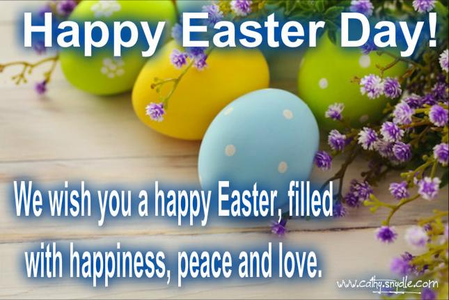 Happy Easter Wishes Cards