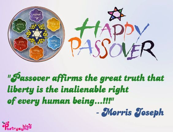 Happy Passover Greetings Quotes and Sayings