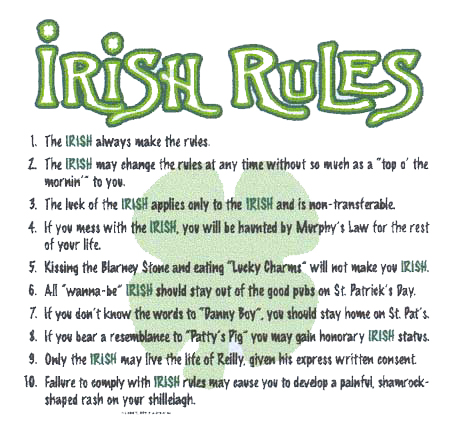 Happy St Patricks Day Sayings