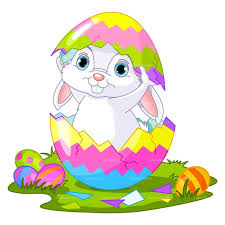 Happy Easter Bunny Clipart Images