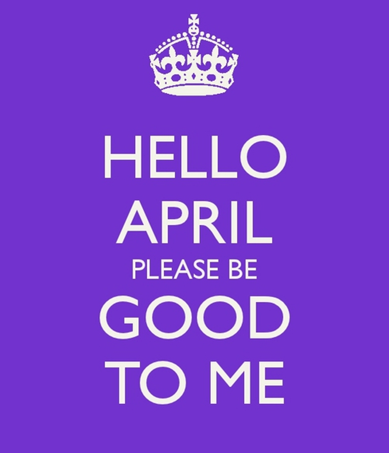 Hello April Quotes WhatsApp