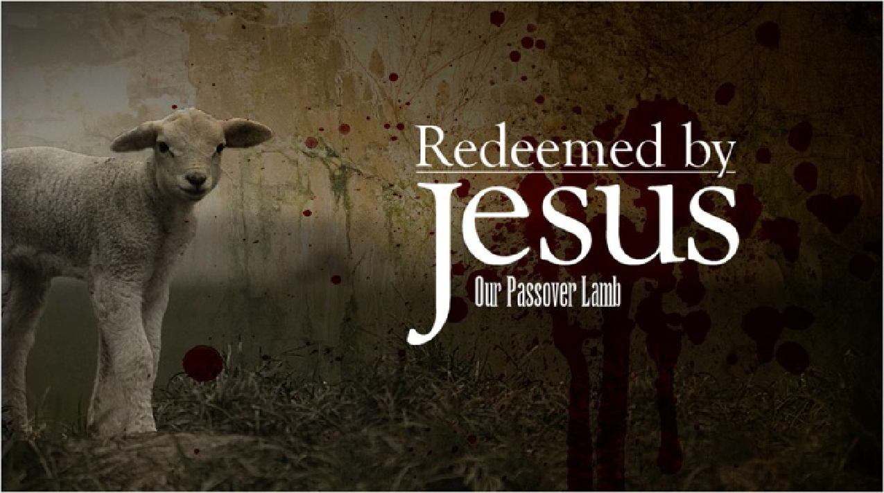 Jesus Passover Wallpapers