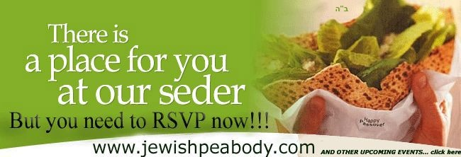 Passover Banner Free