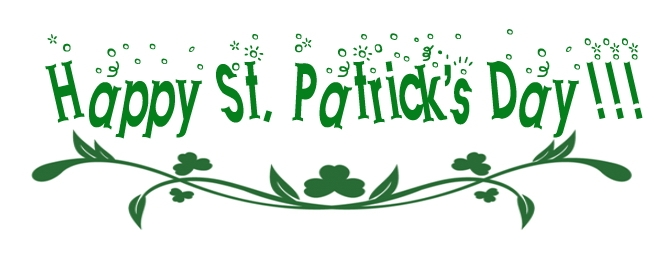 St Patricks Day Free Clipart