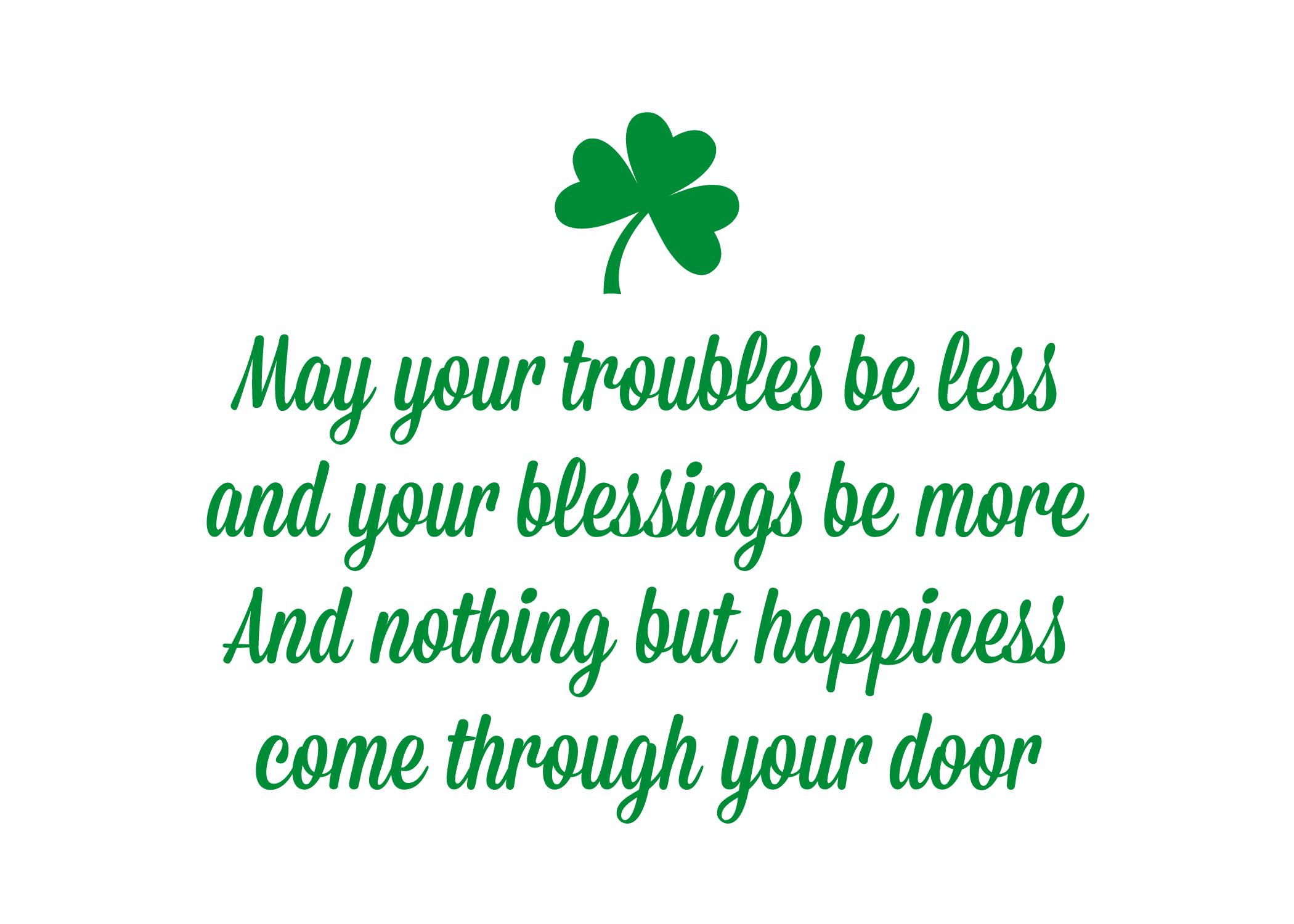 St Patricks Day Quotes Blessings