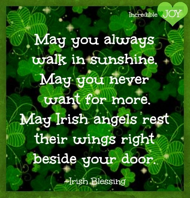 St Patricks Day Greetings Quotes