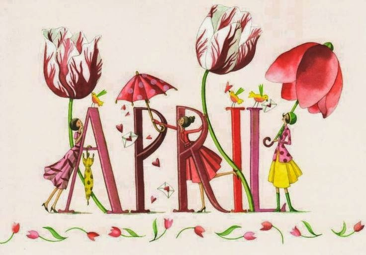 Welcome April Quotes Pictures