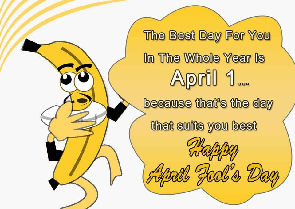 Welcome Funny April Quotes