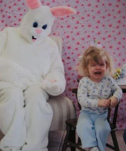 Easter Creepy Bunny Pictures