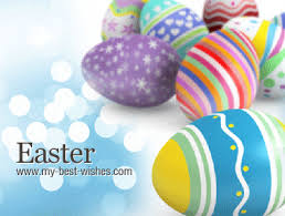 Easter Greetings Sayings
