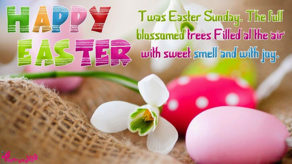 Happy Easter Quotes and Pictures