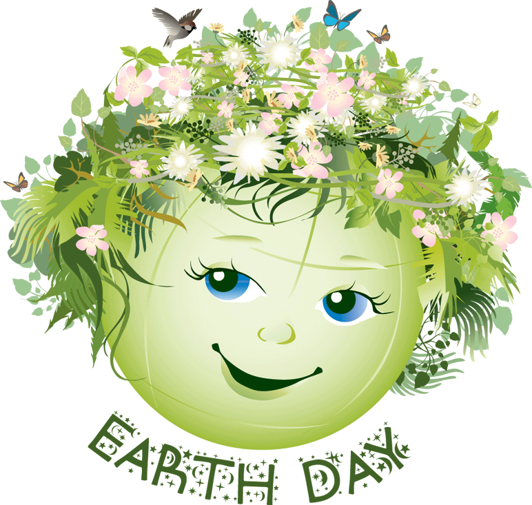 Beautiful Earth Day Images Clip Art