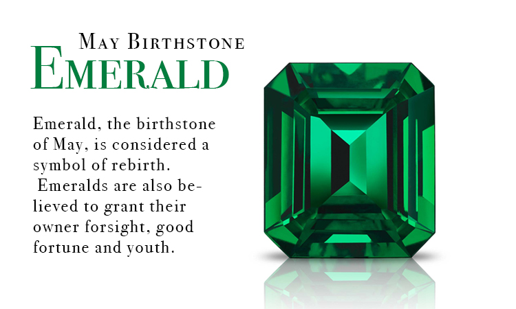 Birthstone for May Meaning