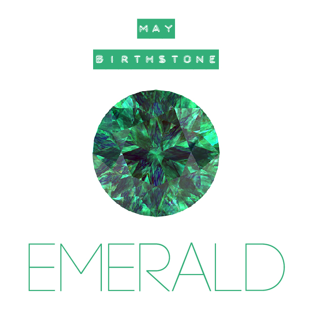 Birthstone for May Month