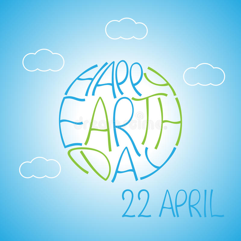 Creative Earth Day Poster