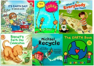 Earth Day Birthday Great Earth Day Books