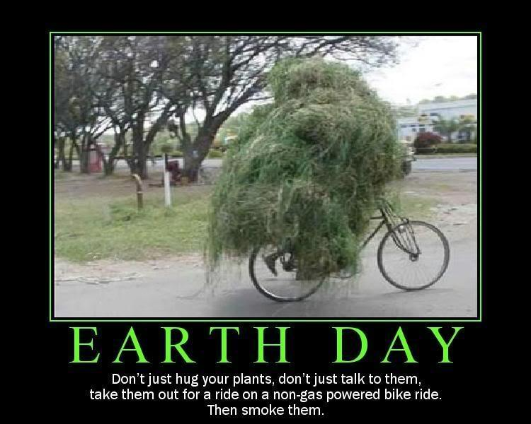 Earth Day Eco Funny