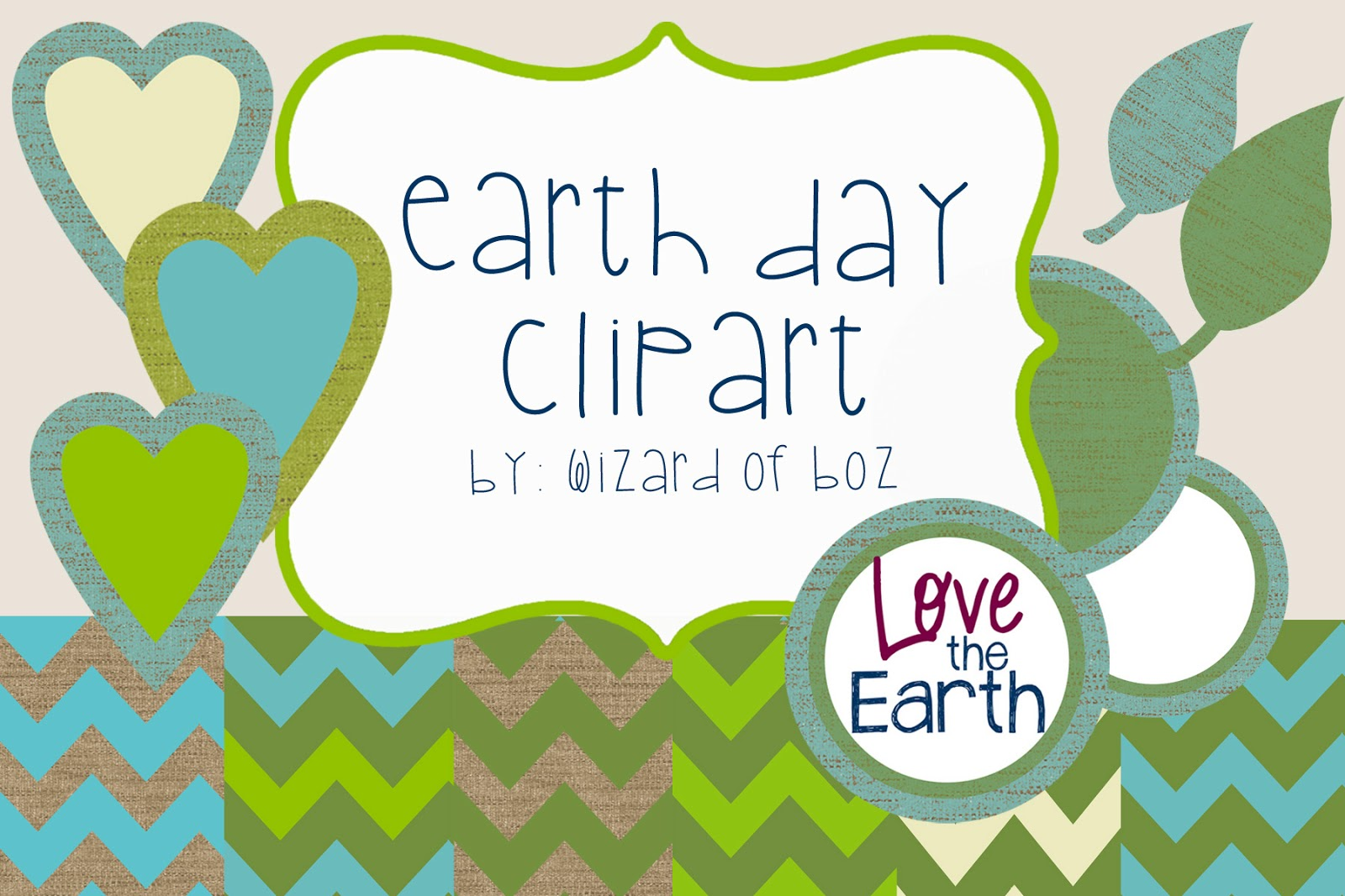 Earth Day Images Clip Art