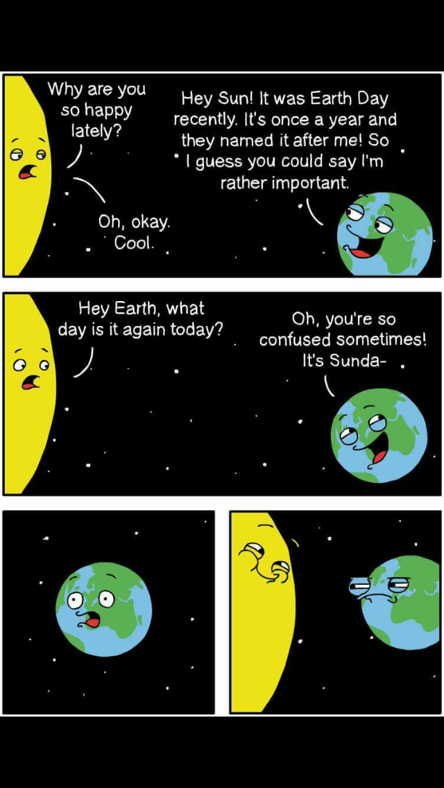 Earth Day Jokes For Facebook