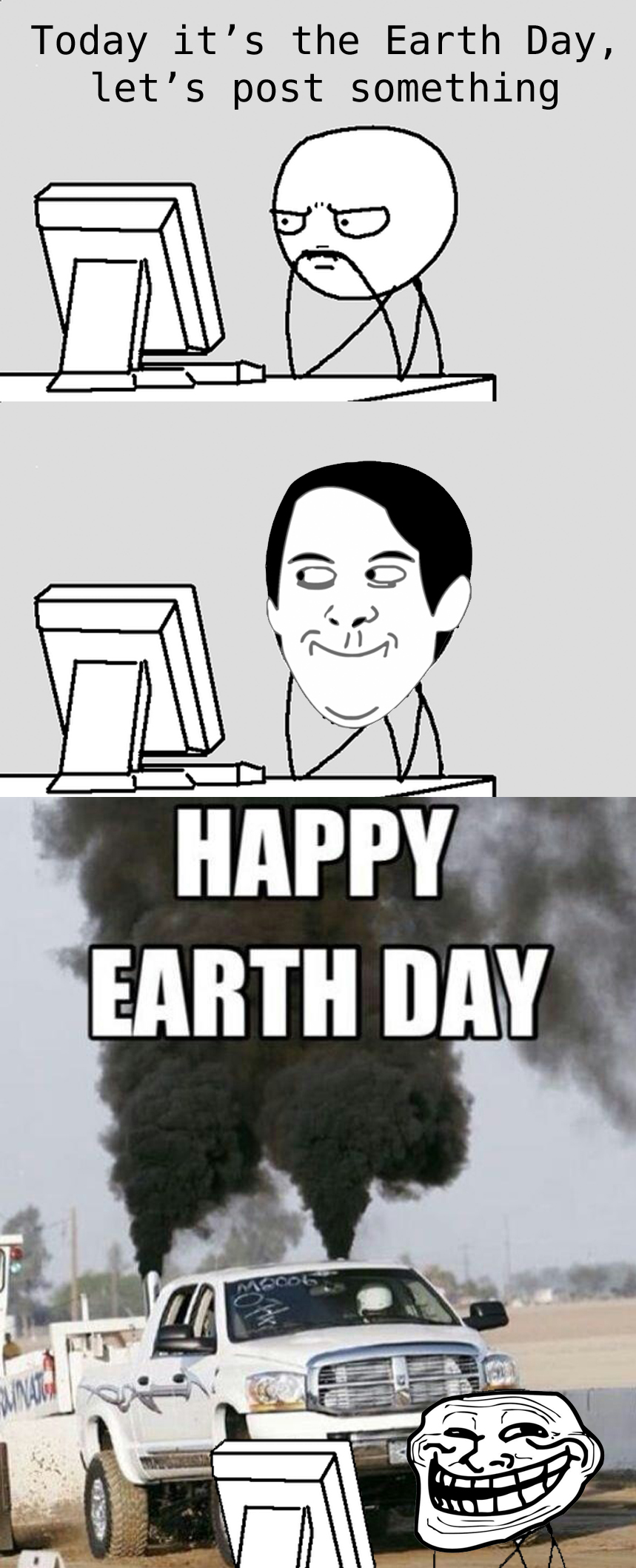 Earth Day Meme For Facebook