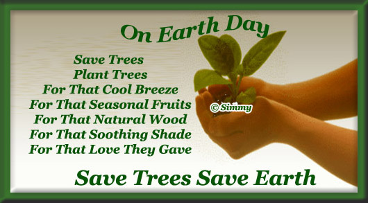 Earth Day Messages Inspirational