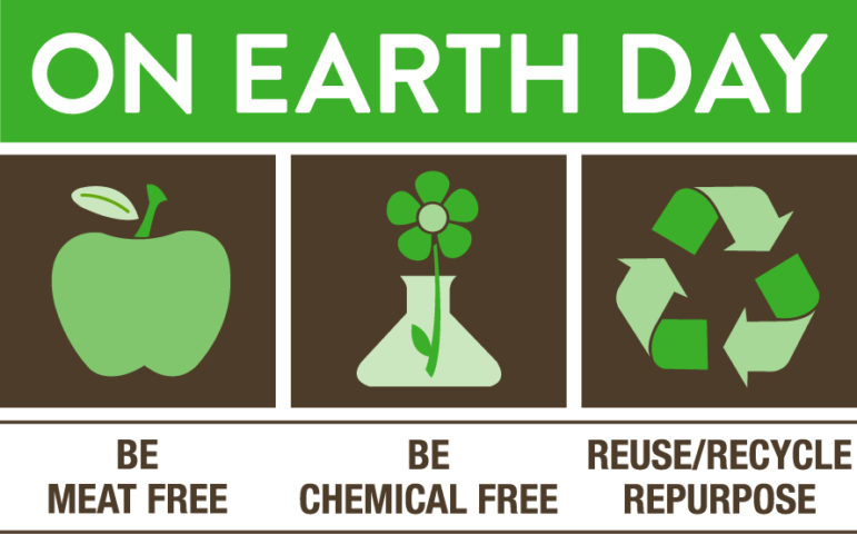 Earth Day Messages Logo