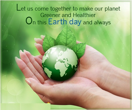 Earth Day Messages Wishes