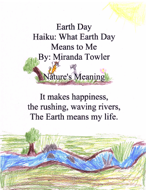 Earth Day Poem For Whatsapp
