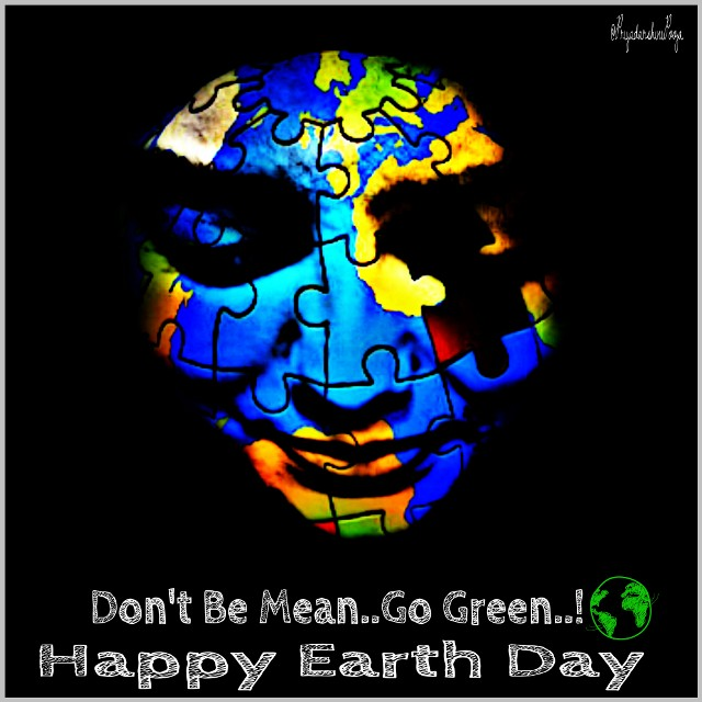 Earth Day Poster Wallpaper