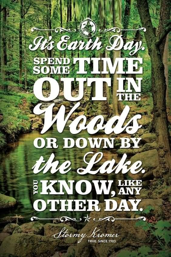 Earth Day Quotes Cute