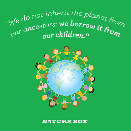 Earth Day Quotes For Facebook