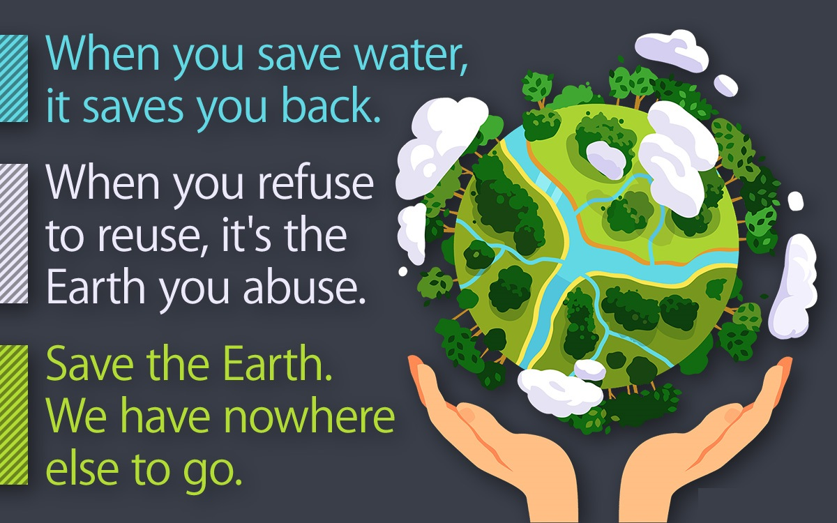 Earth Day Slogans Environment