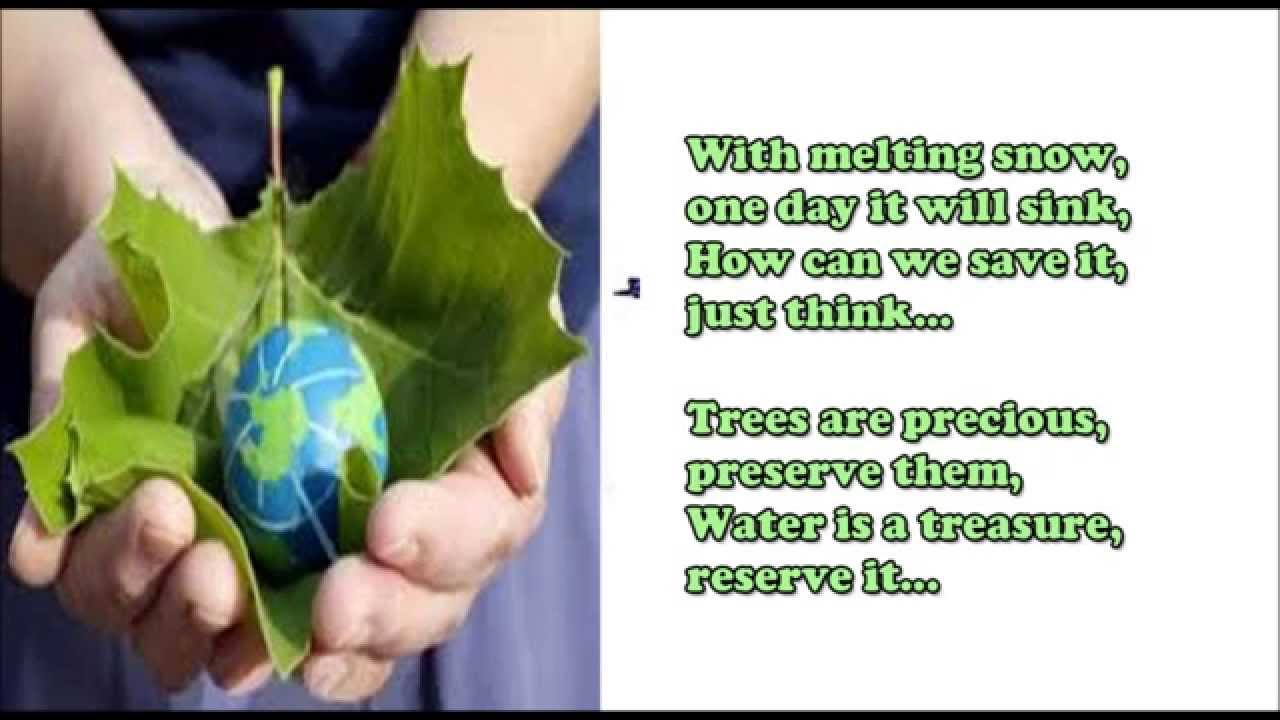 Earth Day Slogans Poems