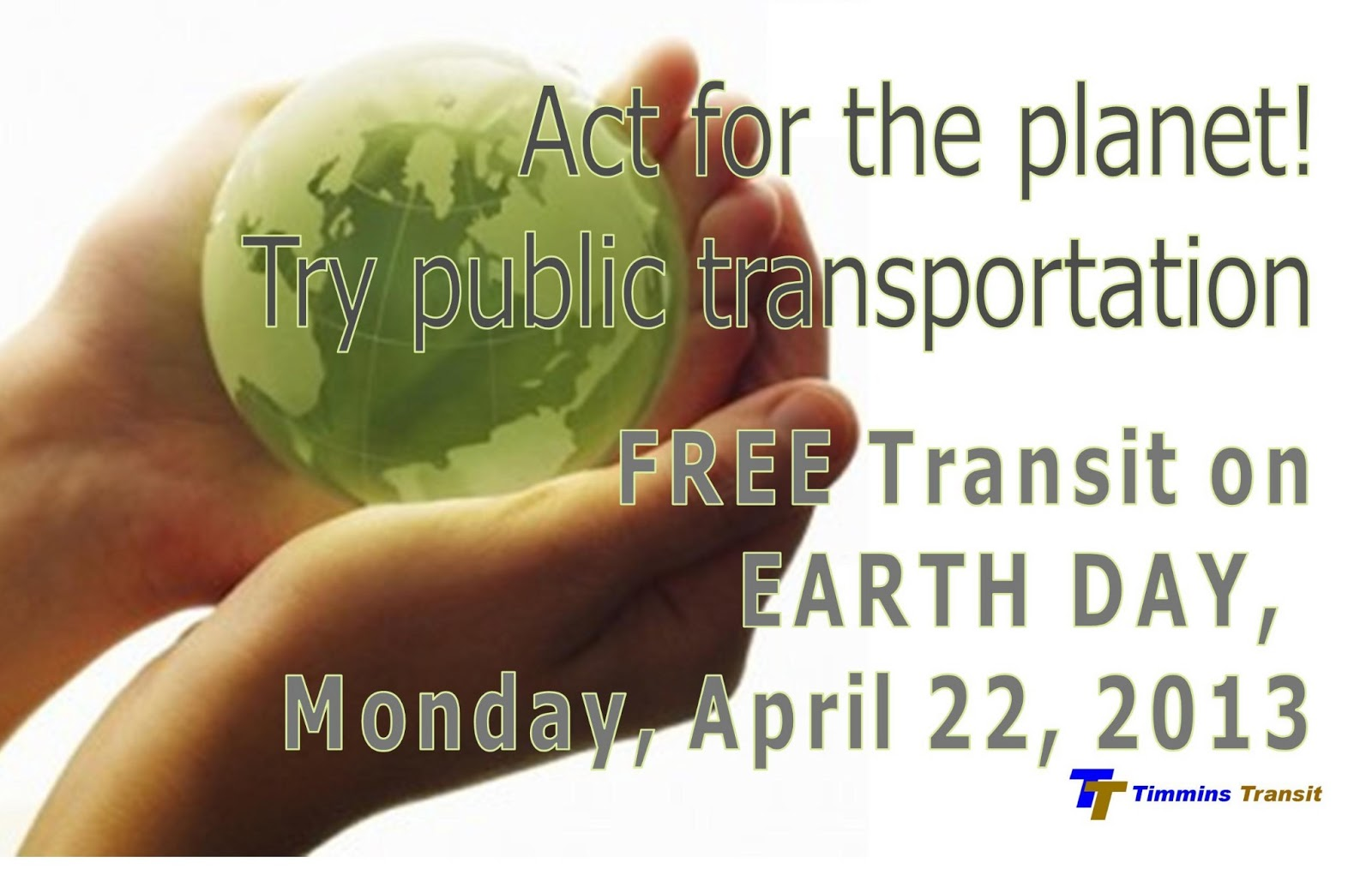 Earth Day Slogans Poster