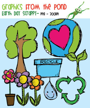 Emotional Earth Day Images Clip Art