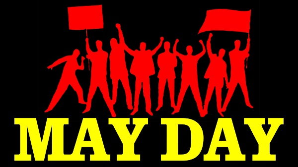 Happy May Day Clipart Free