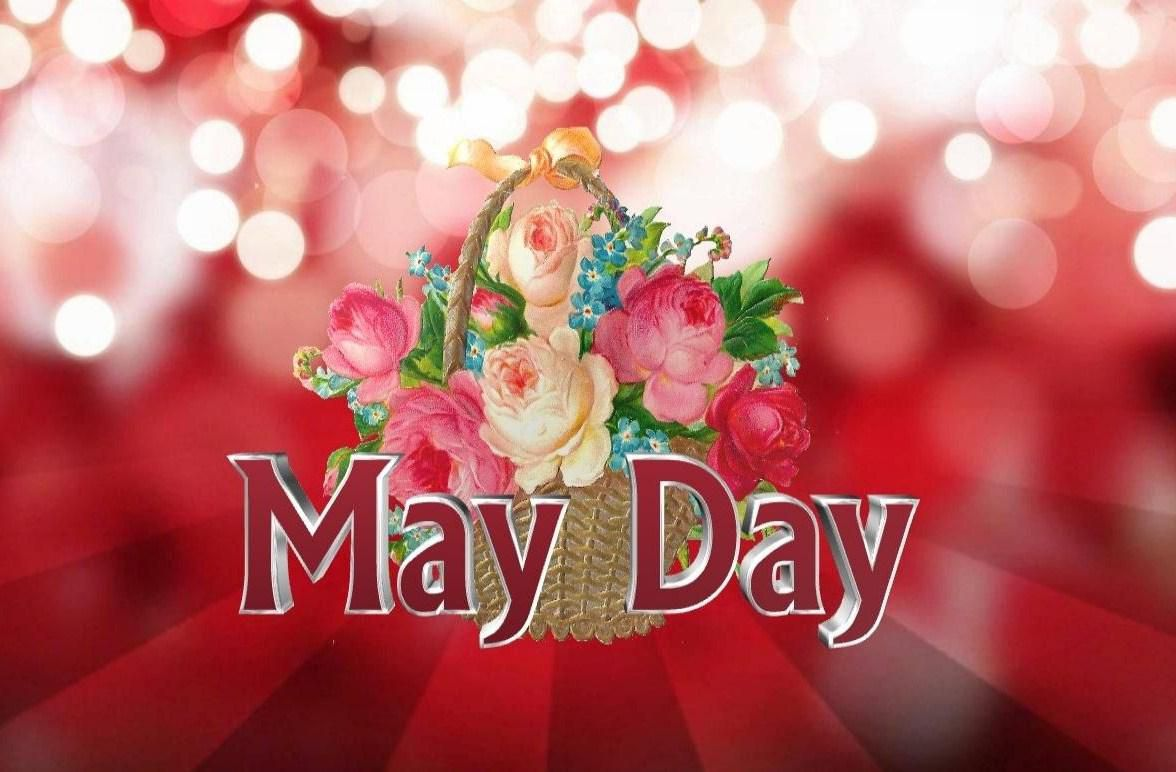Happy May Day Pictures and Images