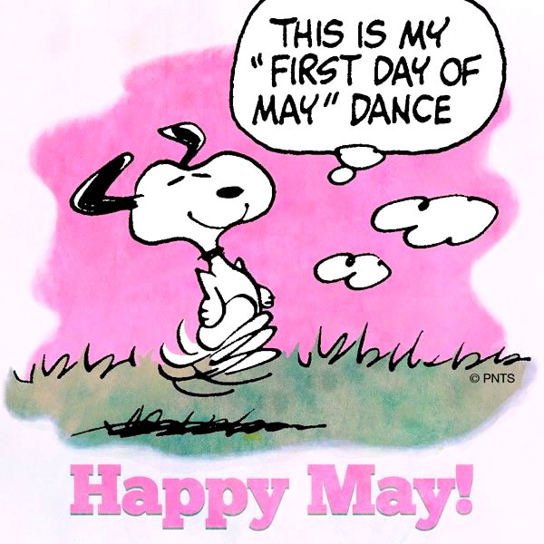 Happy May Quotes