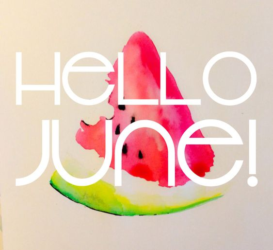 Hello June Images Cool Summer