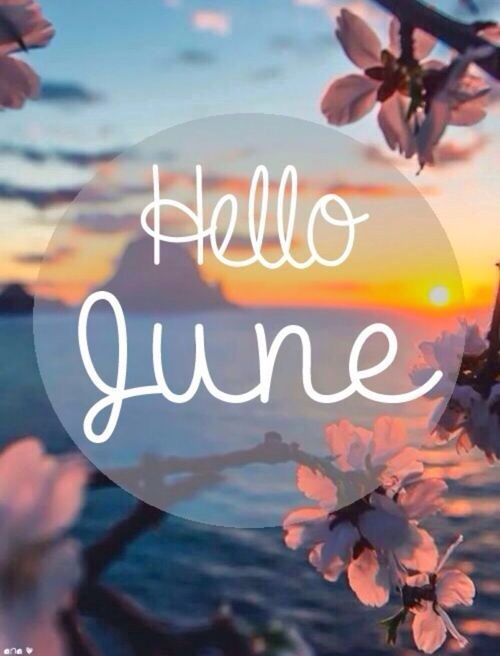 Hello June Images Free Download
