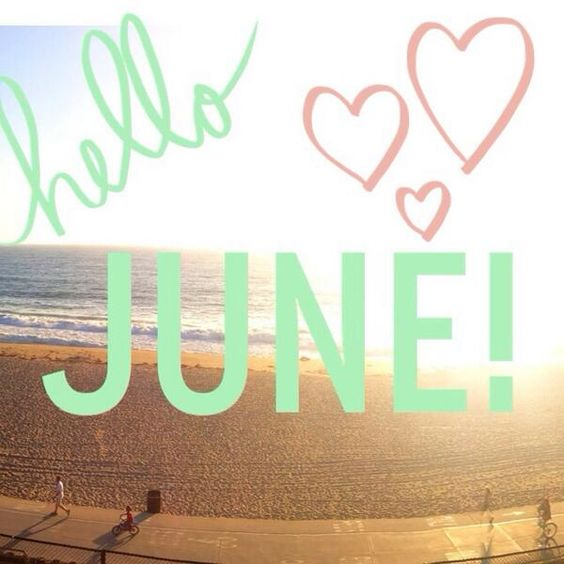 Hello June Images Love