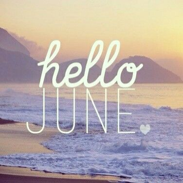Hello June Images Message