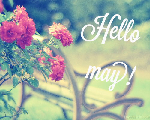 Hello May Images, Pictures, Photos