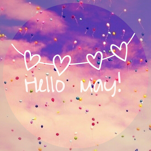 Hello May Month