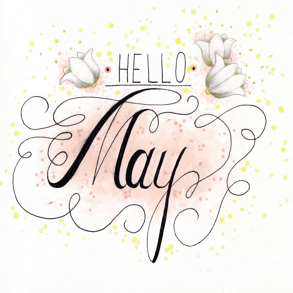 Hello May Pictures