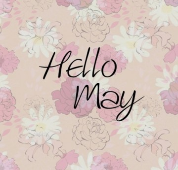 Hello May Quotes Pinterest