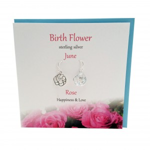 June Birth Flower Image