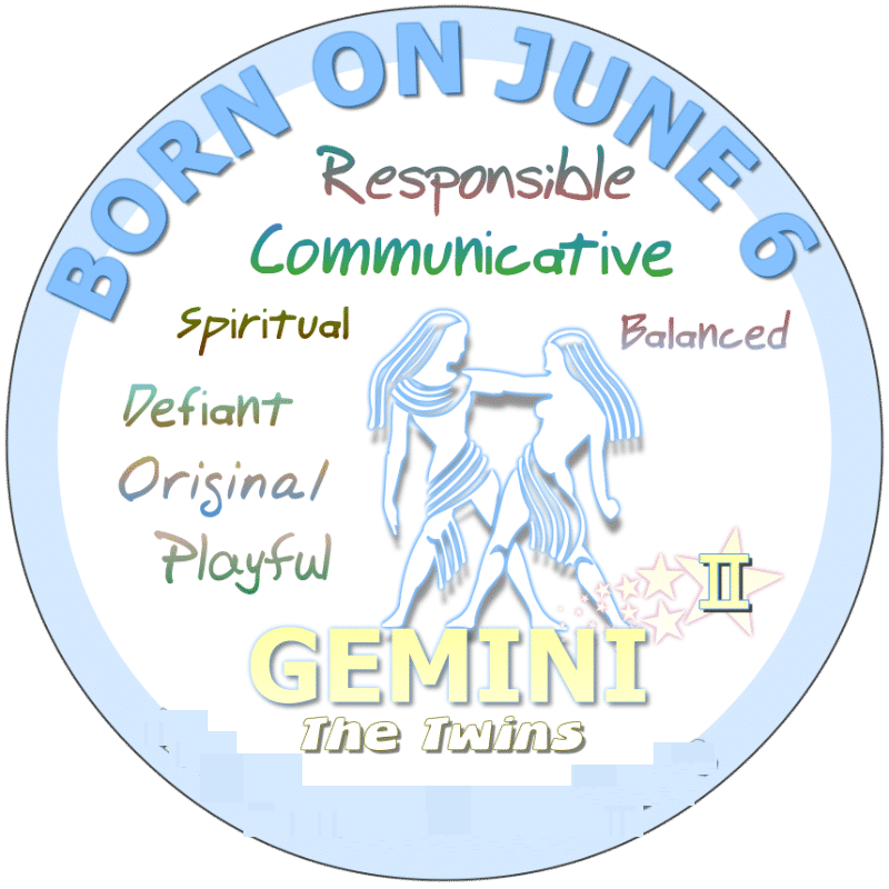 June Birth Sign Zodiac