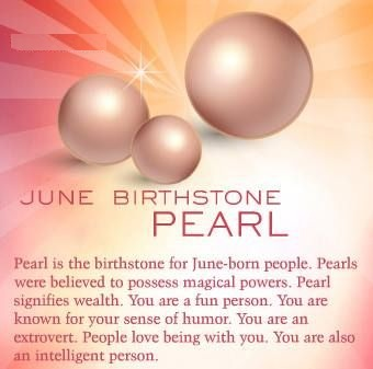 June Birth Stone Meaning