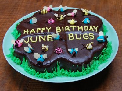 June Birthday Images Fun Cake